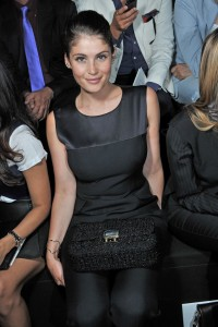 Gemma Arterton - Front Row at Dior Haute Couture