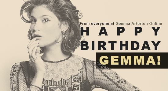 Happy Birthday Gemma!