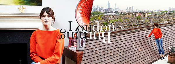 London Burning Photoshoot